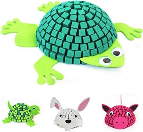Weekendy Cadeau de Noël Puzzle Animaux créatifs Early Learning Number Toy Cadeaux fantastiques pour Les  s (Grenouille) Casse-tête pour Adultes | Big Liquidation