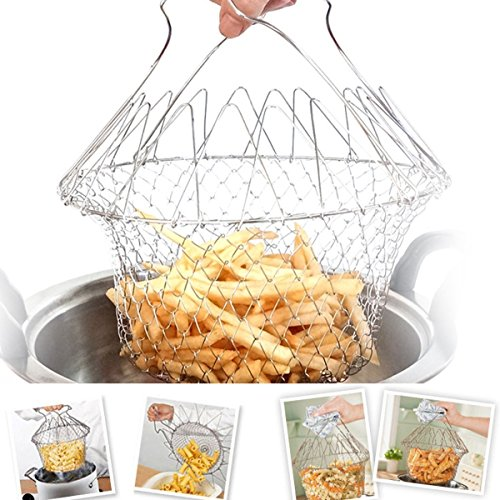 csmarte-fry-french-chef-basketcolanders-food-strainers-foldable-steam-rinse-strain-magic-stainless-s