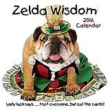 Zelda Wisdom 2016 Calendar