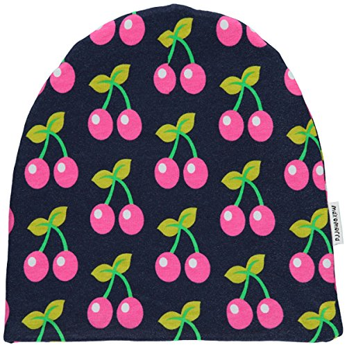 Maxomorra Baby Mütze Velour Cherry div. Größen (40/42)