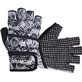 CHICMODA Fitness Handschuhe, Trainingshandschuhe mit 18