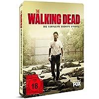 The Walking Dead - Die komplette sechste Staffel - UNCUT LTD. - Steelbook Lenticular LTD.