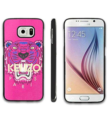 kenzo-tiger-brand-logo-samsung-galaxy-s6-funda-case-cover-brand-logo-para-samsung-galaxy-s6-trasera-