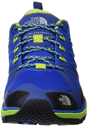 The North Face Herren M Ultra Fastpack Ii Wanderschuhe Azul (Blue Quartz / High Rise Grey)