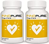 Omega 3 Fish Oil Duo Pack, 2000mg per Serving Providing EPA & DHA | 360 Softgels | Innopure