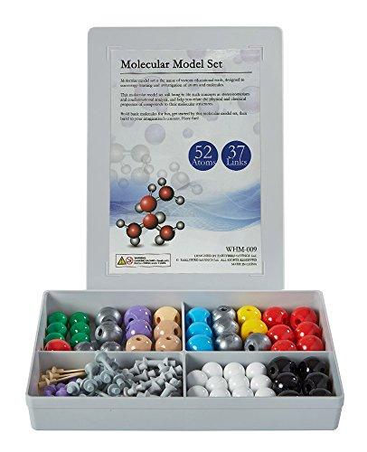 52-atom-37-links-molecular-model-set-for-inorganic-organic-chemistry