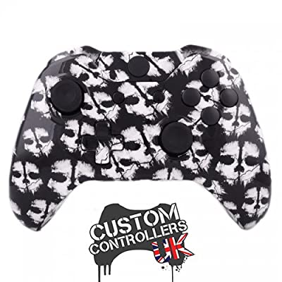 Xbox One Custom Controller - Call of Duty Ghosts White
