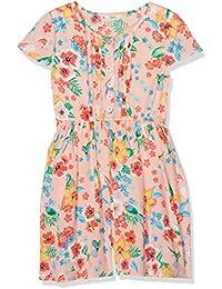 Yumi Tropical Floral Playsuit (Multi), Vestido para Niños
