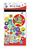 Anker Kids Create Arts and Crafts Sticker Book, Plastic, Assorted Colour, 1500-Piece