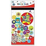Anker International STBI/1 - Libro de pegatinas ( 29.7 x 21 x 2 cm, plástico, 2000 pegatinas), diseño surtido