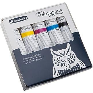 Schmincke Linoldruckfarben