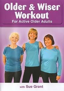 Older & Wiser Workout for Active Older Adults [DVD] [2010] [US Import]