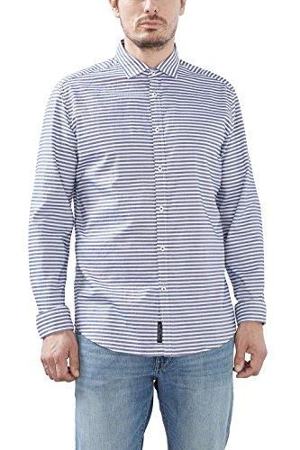 ESPRIT Herren Freizeithemd 027ee2f030 Weiß (White 100)