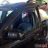 Dacia Lodgy Dokker Windabweiser Regenabweiser 2 tlg satz vorne mit ABE ab 2012