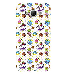 PrintVisa Designer Back Case Cover for Samsung Galaxy Grand Neo I9060 :: Samsung Galaxy Grand Lite (design nice Arrangement Creative modern)