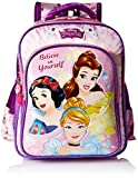 Disney Princess Purple School Bag for Children of Age Group 3 - 5
