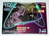 Ensign Harr Kim + Species 8472 - 2Pack Star Trek Voyager Action Figuren Set - playmates Rarität 1998