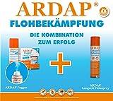 ARDAP Fogger – Zuverlässiger Vernebler zur Ungeziefer- und Flohbekämpfung für die Anwendung im Haushalt sowie in der Tierhaltung - wirksamer Schutz für bis zu 6 Monate – 2 x 100 ml Vergleich
