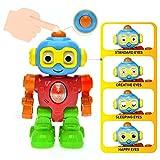 WEofferwhatYOUwant Mein erster Roboter ! Action Figur / Puppe für Babys ab 9 Monate