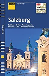 ADAC Reiseführer Salzburg: Jetzt multimedial mit QR Codes zum Scannen