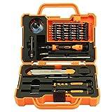 JAKEMY 43 in 1 Präzisions Schraubendreher Werkzeug-Satz für klein Elektronik wie Handy´s Kamera etc.