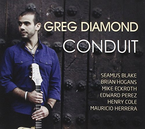 15 Conduit (Conduit by Greg Diamond, Seumus Blake, Brian Hogans, Mike Enroth, Edward Perez, Henry Cole, (2012-05-15))