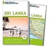MERIAN live! Reiseführer Sri Lanka: Mit Extra-Karte zum Herausnehmen