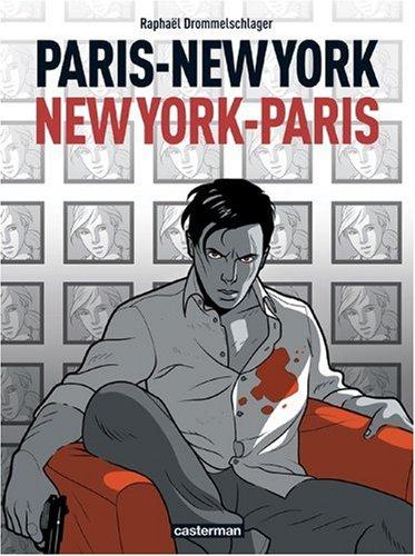 Paris-New York New-York-Paris