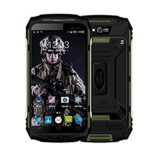 Rugged Smartphone,Discovery X2,Unlocked 4G Dual-SIM, Android 6.0 IP67 Waterproof Dustproof Shockproof,Compass+GPS,2GB RAM+16GB ROM, 5
