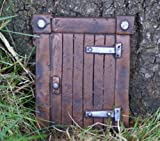 HOBBIT GATEWAY (THE MAGICAL DOORWAY) IDEAL FOR GARDENS AND BOTTOM OF TREES - GARDEN ORNAMENT