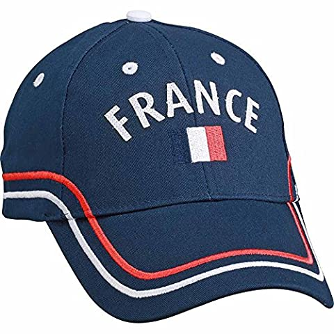 Maillot Basket France - MYRTLE BEACH - Casquette supporter équipe FRANCE