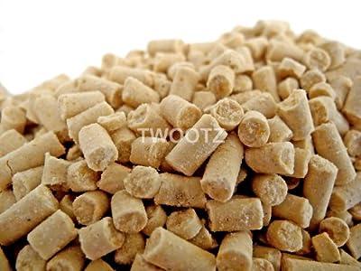 25 kg Dawn Chorus Mealworm Suet Pellets For Wild Birds (12.5 kg pack x 2) by Twootz