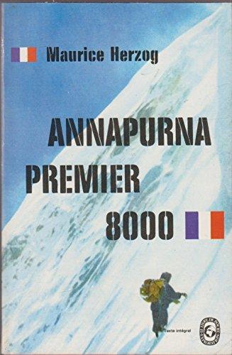 ANNAPURNA PREMIER 8000.