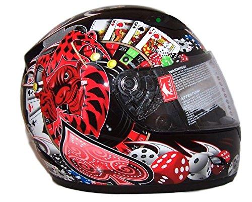 Thh casco nero Joker TS39extra Small 53–54cm