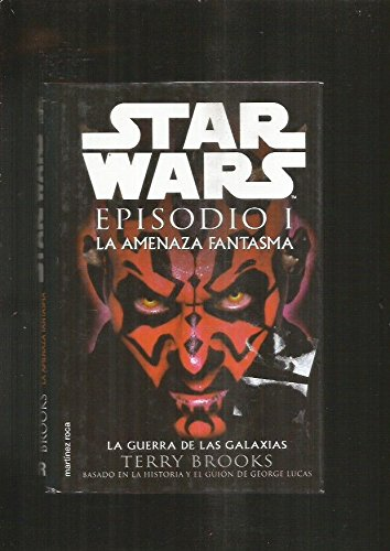 Star Wars - La Amenaza Fantasma descarga pdf epub mobi fb2