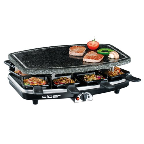 CLOER 6430 - RACLETTE GRILL