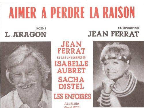 JEAN AIMER PERDRE À FERRAT RAISON TÉLÉCHARGER LA
