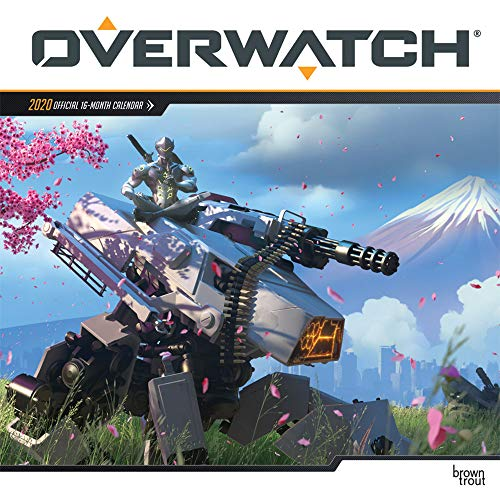 Overwatch 2020 Calendar par Inc Browntrout Publishers