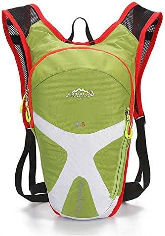ZXZ-GO Zaino per per per Esterno Unisex Escursionismo Campeggio per Arrampicata Mini Zaino per Bici Leggero Impermeabile Traspirante 5L, verde B07KD3KM1V Parent   Prezzo Ragionevole    Ordine economico    Prima qualità  47cb40