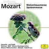 Mozart : Waisenhausmesse KV 139 ; Spatzenmesse KV 220 (Messe de l'orphelinat ; Messe des moineaux)