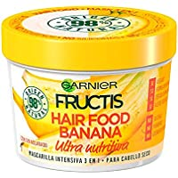 HAIR FOOD banana mascarilla ultra nutritiva 390 ml