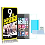 Just like glass, these screen protectors are a revolution in screen protection technology. They are the most optically clear film on the market, which allows you to see your LCD screen in full HD. The normal screen protectors have the lowest light di...