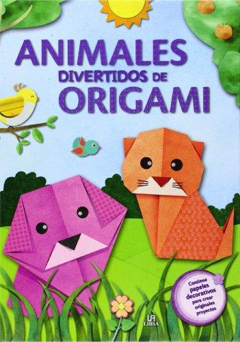 Animales Divertidos De Origami