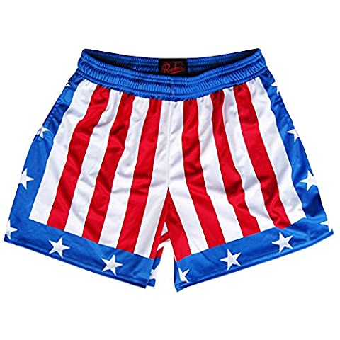 Rocky Balboa Rugby Short pour