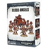 Games Workshop Start Collecting! Blood Angels Warhammer 40.000 40k (2017)