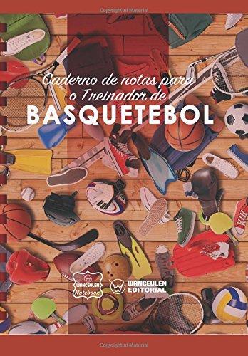 Caderno de notas para o Treinador de Basquetebol por Wanceulen Notebook