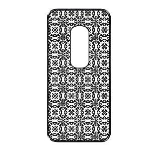 Vibhar printed case back cover for Motorola Moto X (2nd Gen) CircleStars