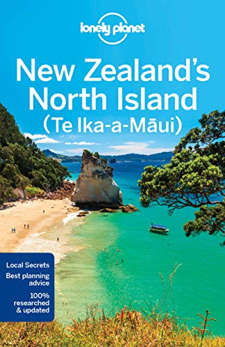 New Zealand's North Island - 4ed - Anglais par Lonely Planet LONELY PLANET