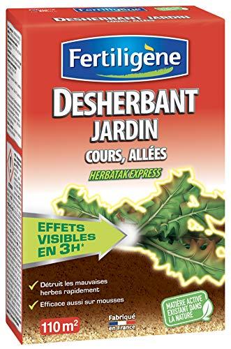 Fertiligène Désherbant Jardin Cours et Allées Concentré, 250ml
