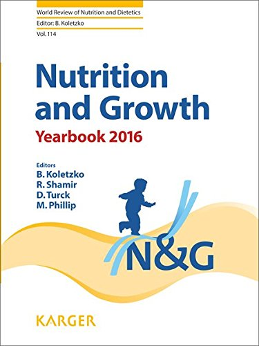 Nutrition and Growth : Yearbook 2016